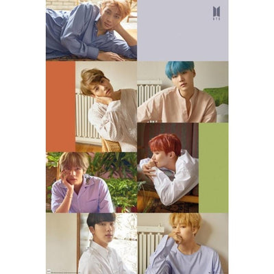 "GB Eye Novelty BTS ""Group Collage"""