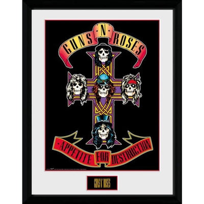 GB Eye Novelty Guns'N Roses