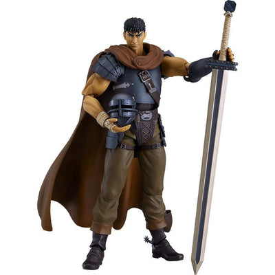 Good Smile Company PVC Figures figma Guts' Band of the Hawk ver. Repaint Edition