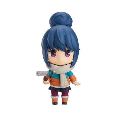 Good Smile Company Nendoroid Nendoroid : Laid-Back Camp - Rin Shima DX ver. (Re-run)