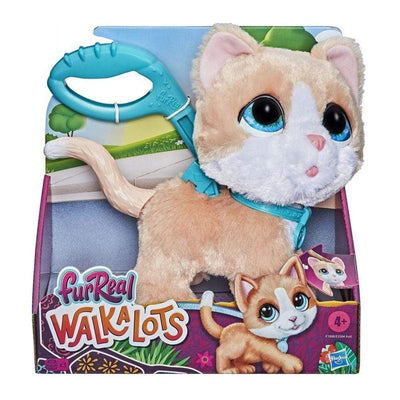 Hasbro Interactive Toys Walkalots BIG Wags CAT 2.0