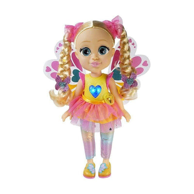 Head Start Dolls Love, Diana Light Up Fairy Doll
