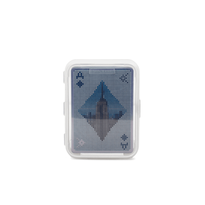Kikkerland Novelty Pixel Playing Cards