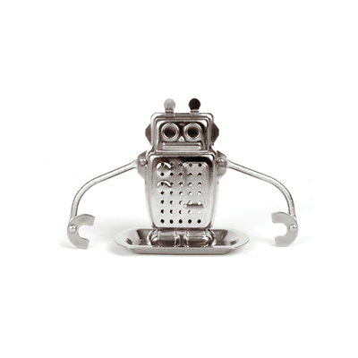 Kikkerland Novelty Robot Tea Infuser