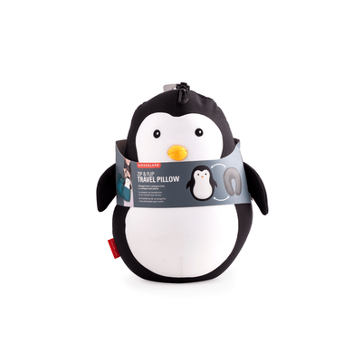 Kikkerland Novelty Zip & Flip Penguin