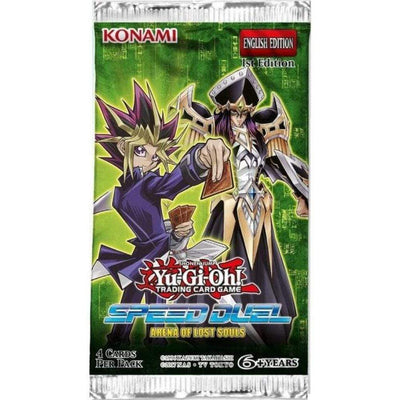 Konami Trading Cards Yu-Gi-Oh! TCG - Arena Of Lost Souls