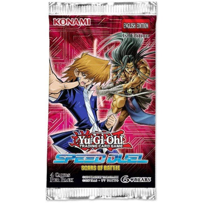 Konami Trading Cards Yu-Gi-Oh! TCG - Scars Of Battle