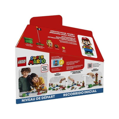Lego Toys Mario Lego - 71360 Adventures with Mario Starter Course