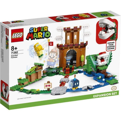 Lego Toys Mario Lego - 71362 Guarded Fortress Expansion Set