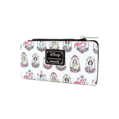 Loungefly Apparels Disney Princess Wallet