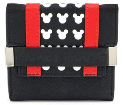 Loungefly Apparels Mickey Trifold Purse