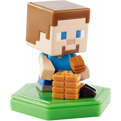 Mattel Toys Minecraft Earth Boost Mini - Crafting Steve