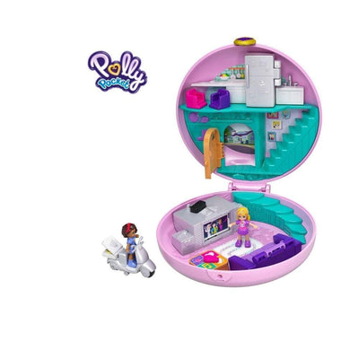 Mattel Toys Polly Pocket - Donut Pajama Party