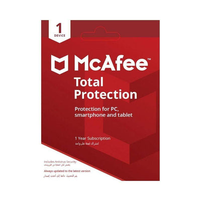 McAfee Digital Currency McAfee Total Protection (1 Device)