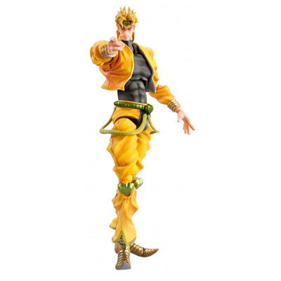 Medicos Entertainment Action Figure JoJo's Bizarre Adventure Super Action Statue Dio
