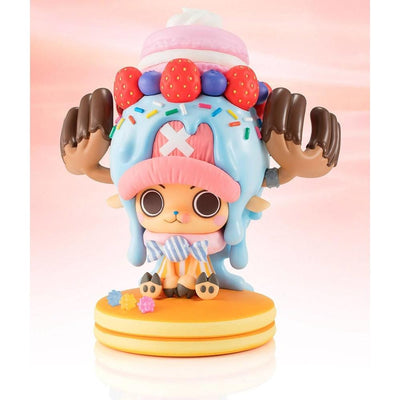 Mega House PVC Figures POP One Piece Chopper-Limited Cake OT Ver-