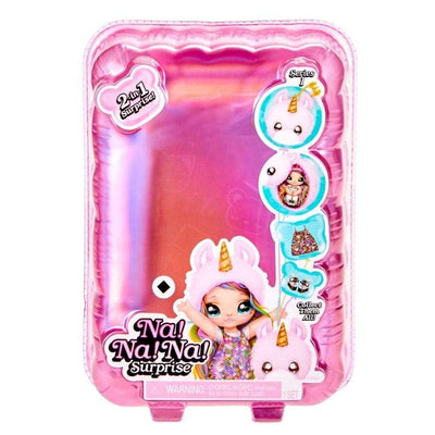 MGA Toys Na Na Na Surprise 2-in-1 Fashion Doll