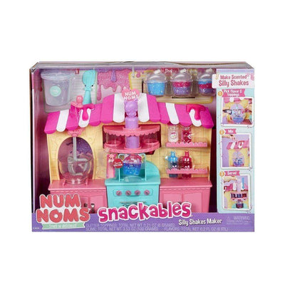 MGA Toys Num Noms Snackables Silly Shakes Maker Play Set