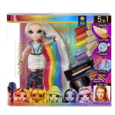 MGA Dolls Rainbow High Hair Studio
