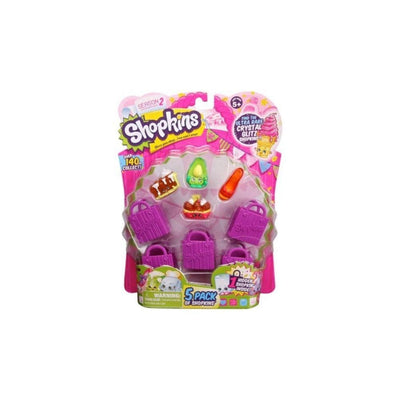Moose Toys Toys Shopkins S2 (5 Pack)