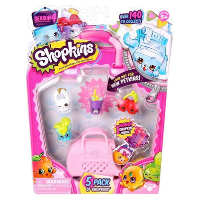 Moose Toys Toys Shopkins S4 (5 Pack)