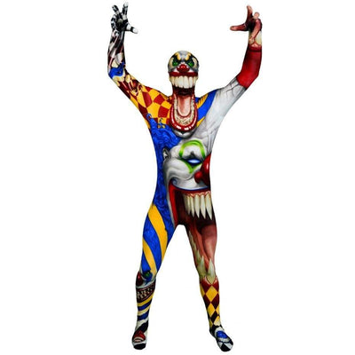 Morphsuits Apparels The Clown Morphsuit Adult