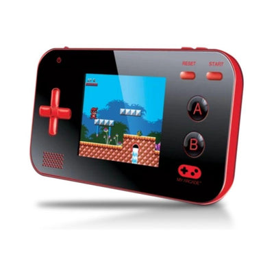 My Arcade Mini Arcade Gamer V Portable - Red/Black