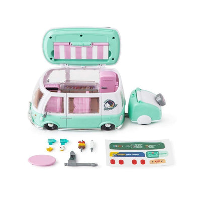 Naver Corporation Toys BT21 Camping Car