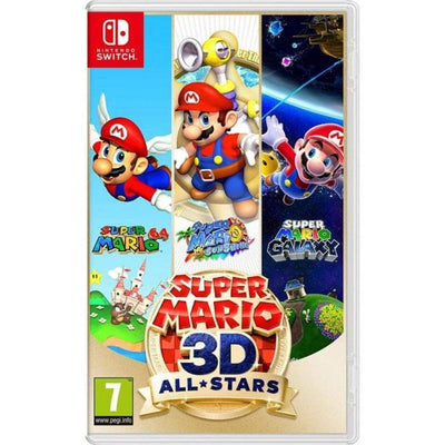Nintendo Game Super Mario 3D All Stars