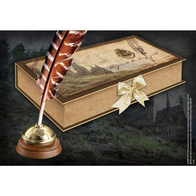 Noble Collection Novelty Hogwarts Writing Quill