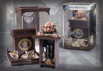 Noble Collection Magical Creatures #10 – Gringotts Goblin