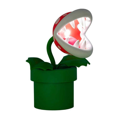 Paladone Good Stuff Piranha Plant Posable Lamp
