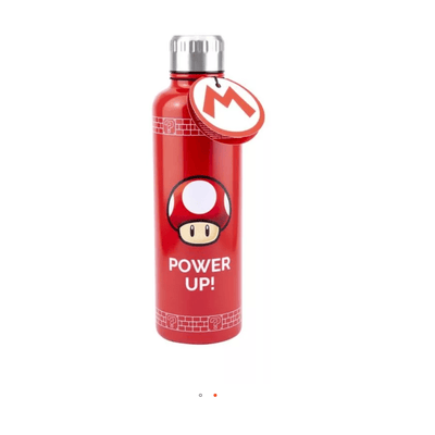 Paladone Novelty Super Mario Big Up Water Bottle