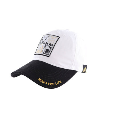 Playsmart Apparels CAP W/ APPLIQUE : AVENGERS - CREW