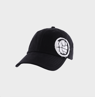 Playsmart Apparels CAP W/ HD PRINT : HULK - BLACK