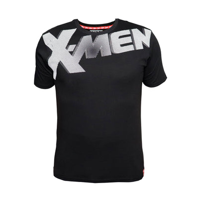 Playsmart Apparels DOTTED HIGH DENSITY : X-MEN - BLACK