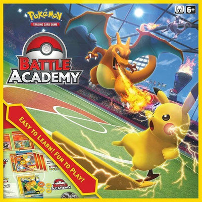 Pokemon TCG Cards BATTLE ACADEMY