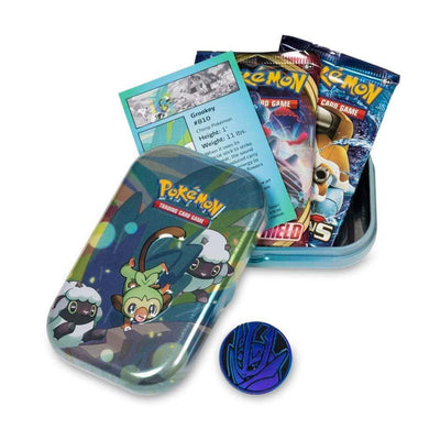 Pokemon TCG Cards GALAR PALS MINI TINS