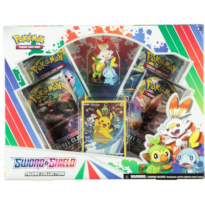 Pokemon TCG Cards Pokemon TCG: Sword & Shield Figure Collection Box