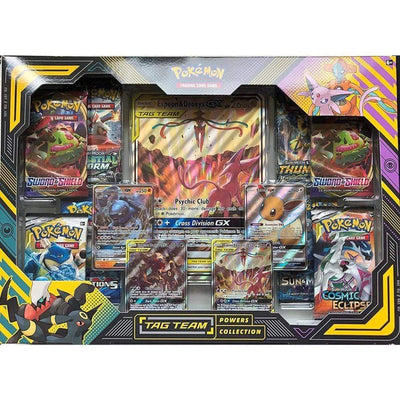 Pokemon TCG Cards Tag Team Powers Collection