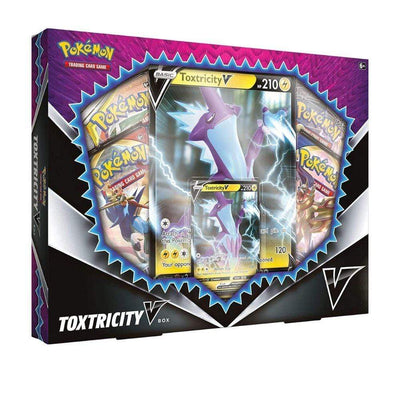 Pokemon TCG Cards TOXTRICITY V BOX EN