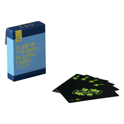 Ridley's Games Novelty Glow in the Dark Playing Cards