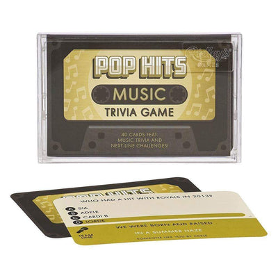 Ridley's Games Novelty Pop Hits Music  Trivia Game