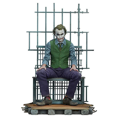 Sideshow Collectibles Resin Statues THE JOKER PREMIUM FORMAT FIGURE BY SIDESHOW