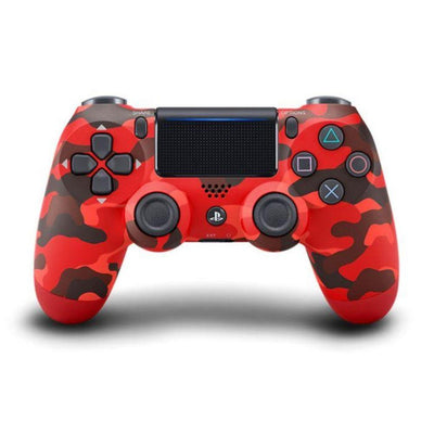 Sony Controller Dualshock Controller 4 Red Camouflage (PS4)
