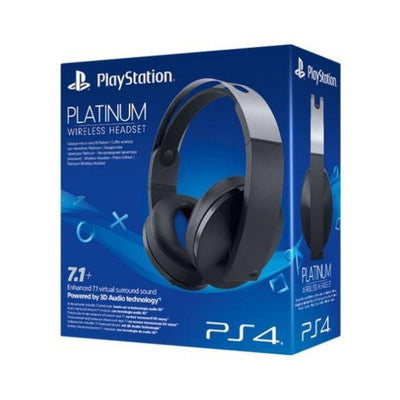 Sony Gaming Headset PS4 Platinum Wireless Headset