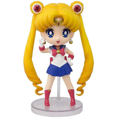 "Tamashii Nation Figuarts Mini Figuarts Mini ""Sailor Moon"" Sailor Moon"