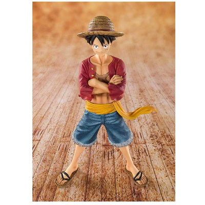 "Tamashii Nation PVC Figures Figuarts ZERO ""Straw Hat"" Luffy"