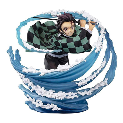 Tamashii Nation Figure Figuarts Zero Tanjiro Kamado -Water Breathing-