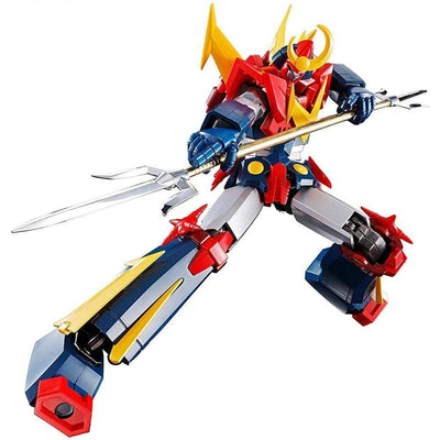 Tamashii Nation Action Figures Soul Of Chogokin  GX-84 Invincible  Super Man Zambot